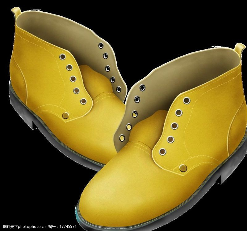 大皮鞋劳保鞋图片