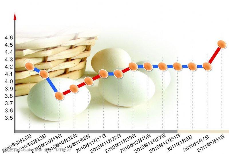 洛阳市鸡蛋价格走势图图片