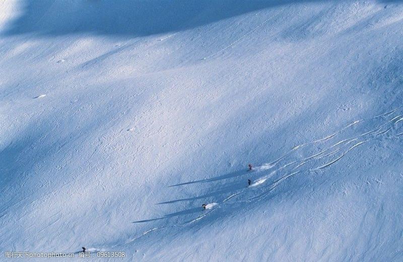 滑雪板冬季运动滑雪场图片